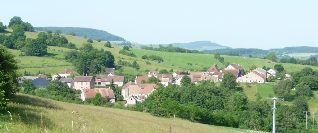 Saulnot - Corcelles - Gonvillars - Malval - Essouavre